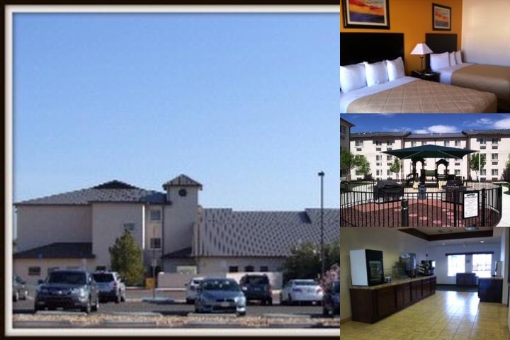 Landmark Inn photo collage