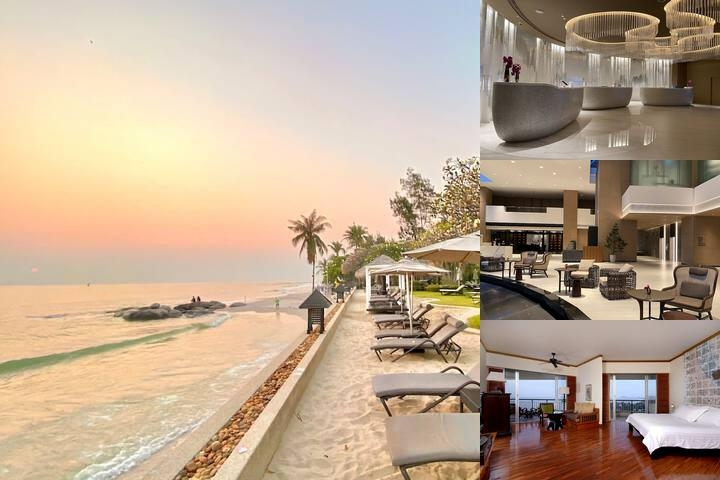 Hilton Hua Hin Resort & Spa photo collage