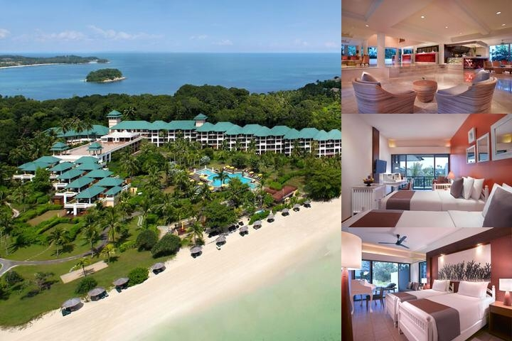 Angsana Bintan photo collage