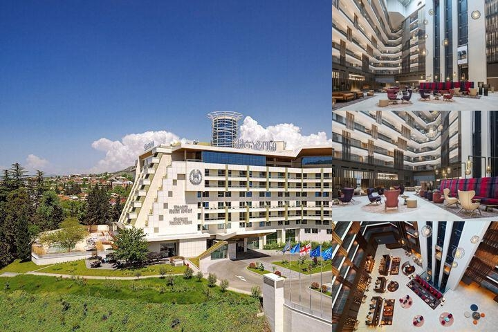 Sheraton Metechi Palace Hotel photo collage