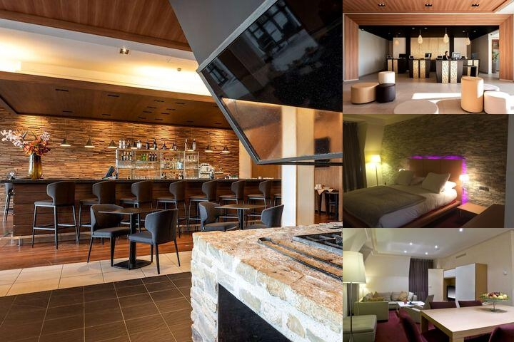 Radisson Blu Hotel Marne La Vallee photo collage