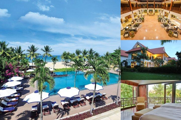 Furama Resort Danang photo collage