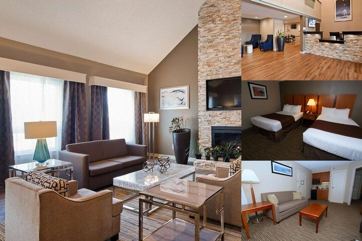 Best Western La Plata Inn photo collage