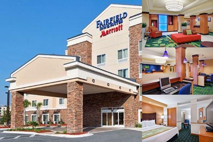 Fairfield Inn & Suites Jacksonville West / Chaffee photo collage