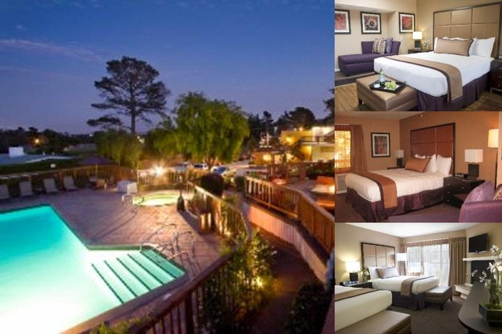 Mariposa Inn & Suites photo collage