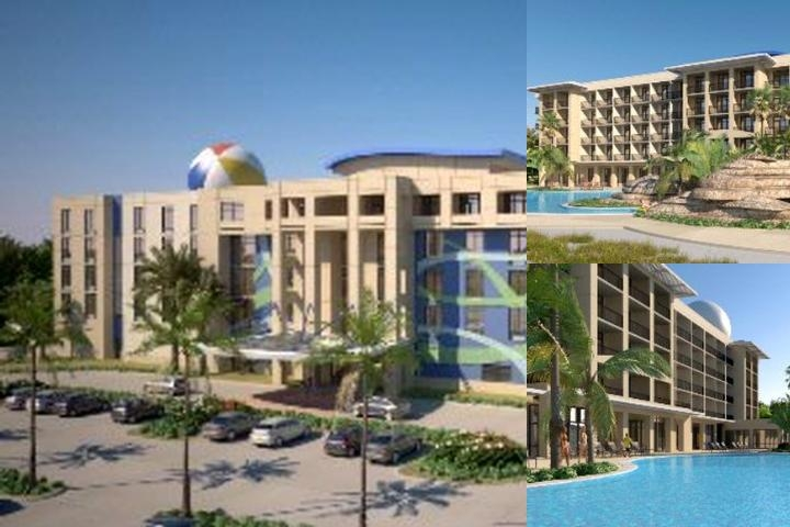Holiday Inn Resort Fort Walton Beach photo collage