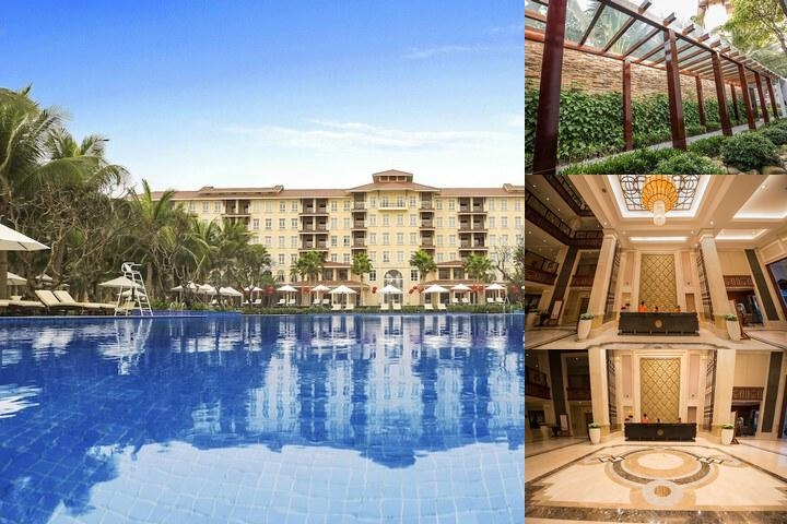 Vinpearl Luxury Da Nang photo collage