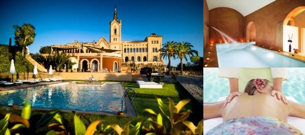 Sant Pere Del Bosc Hotel & Spa photo collage