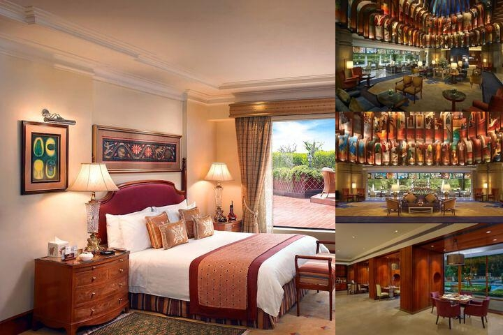Itc Maurya Luxury Collection Hotel New Delhi photo collage