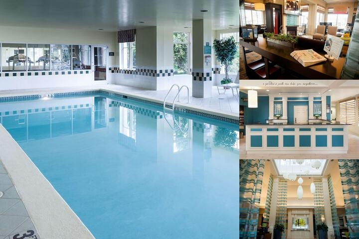 Hilton Garden Inn Rockaway Photo Collage