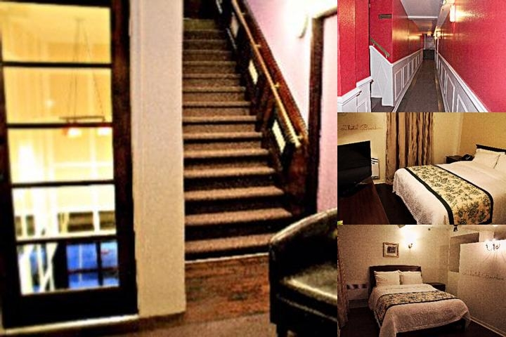 Hotel Le Bourbon photo collage