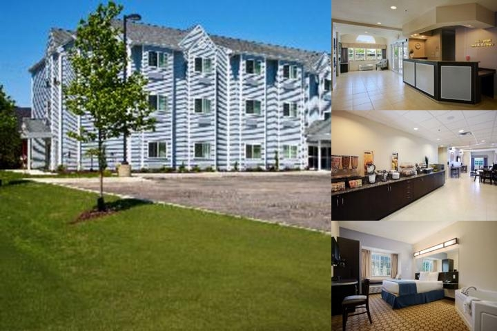 Microtel Inn & Suites by Wyndham Elkhart photo collage