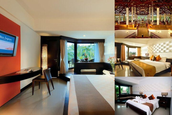 Bintan Lagoon Resort photo collage