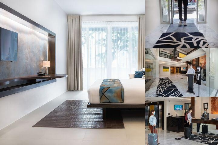The Picasso Boutique Serviced Residences photo collage