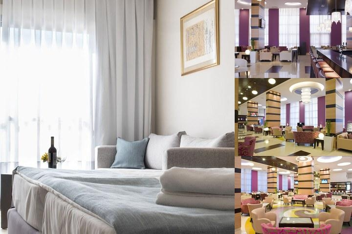 Kfar Maccabiah Hotel & Suites photo collage