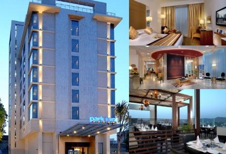 Park Inn Jaipur photo collage