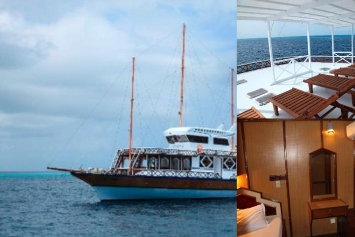 Haveyli Boat photo collage