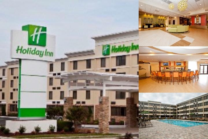 Holiday Inn Airport Greensboro photo collage