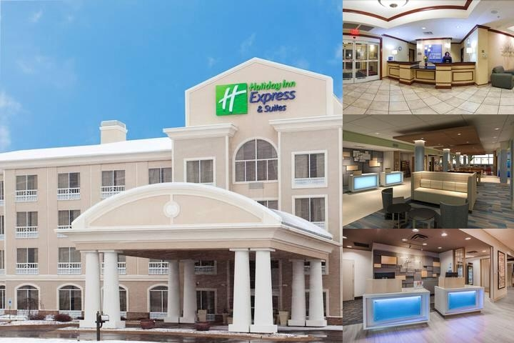 Holiday Inn Express Hotel & Suites Rockford Loves photo collage