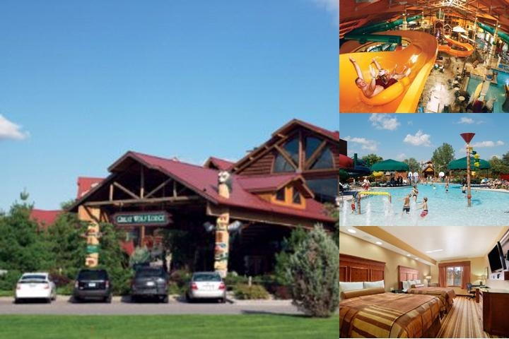 Great Wolf Lodge Kansas City Kansas photo collage