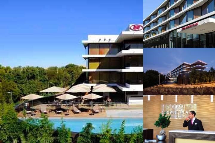 Crowne Plaza Montpellier Corum photo collage