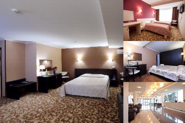 Ok Odessa Hotel photo collage