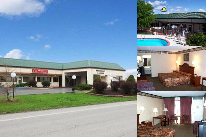 Americas Best Value Inn & Conference Center photo collage