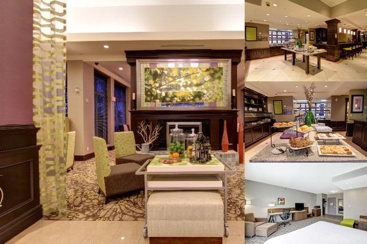 Hilton Garden Inn Toronto / Ajax photo collage