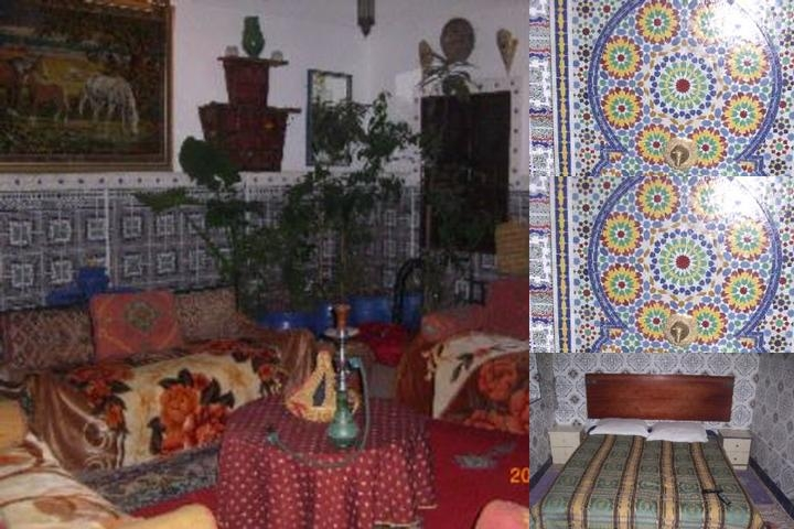 Hostel Ahlam Jamila photo collage