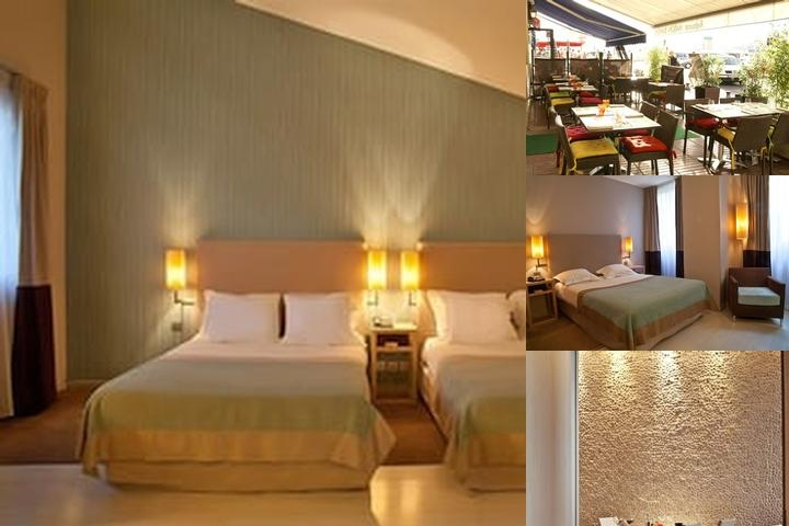 Grand Tonic Hotel Marseille photo collage