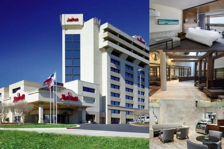 San Antonio Marriott Nw photo collage