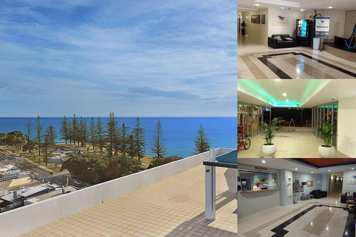 Scarborough Beach Resort photo collage