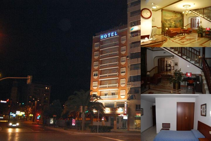 Hotel Marina Victoria photo collage