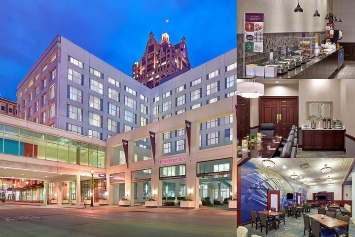Residence Inn Milwaukee Downtown photo collage