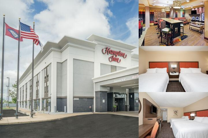 Hampton Inn Jonesboro photo collage