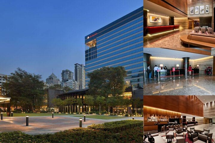Ramada Singapore at Zhongshan Park photo collage