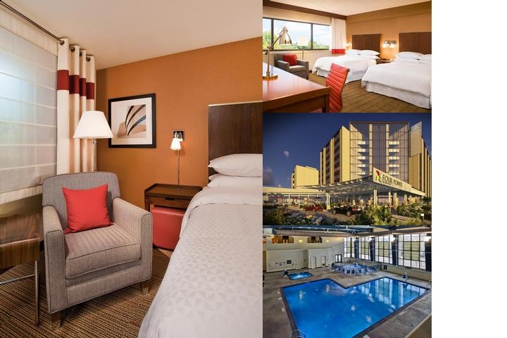 Four Points by Sheraton Downtown Peoria photo collage