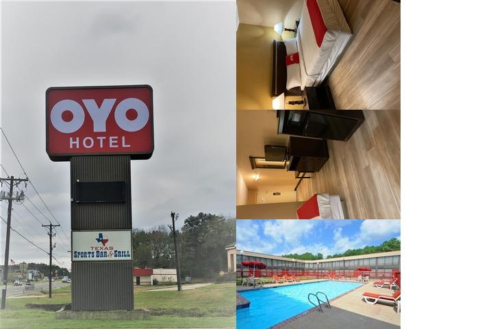 Nacogdoches Inn & Suites photo collage