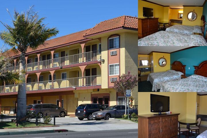 Cloud 9 Inn Lax photo collage