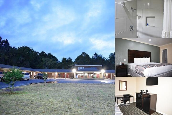 New Swainsboro Inn photo collage