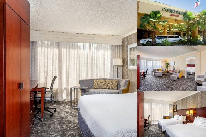 Courtyard by Marriott Fairfield / Napa Valley photo collage