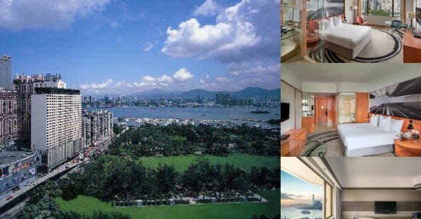The Park Lane Hong Kong a Pullman Hotel photo collage