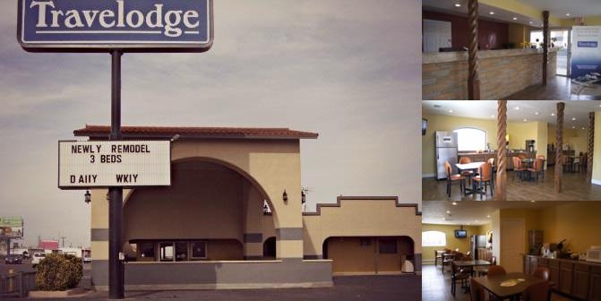 Travelodge Clovis Nm photo collage