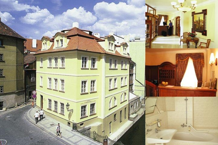 Hotel Certovka photo collage
