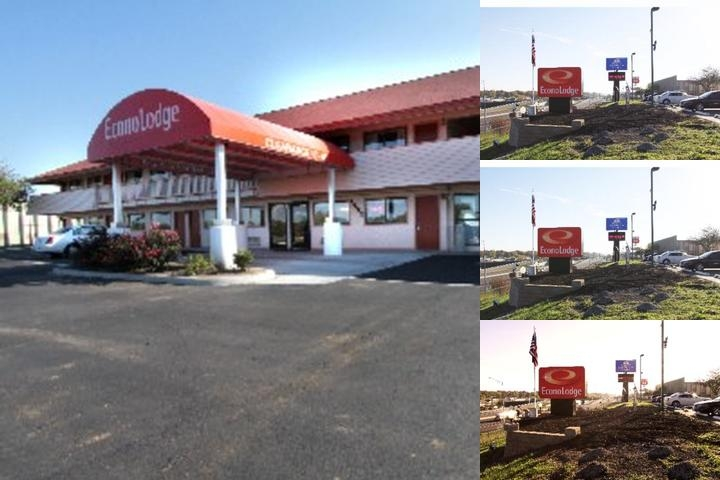 Econo Lodge Kansas City East in Independence Mo photo collage