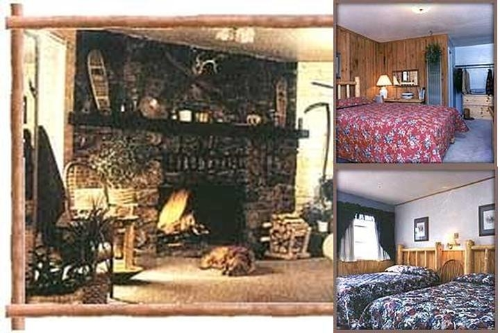 The Breckenridge Wayside Inn photo collage