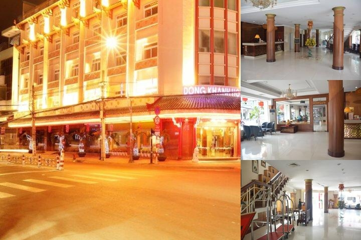 Dong Khanh Hotel photo collage