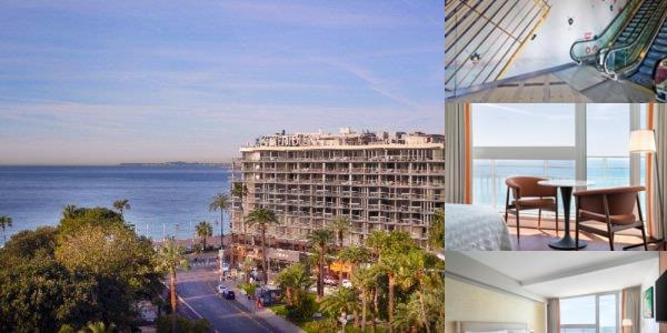 Le Meridien Nice photo collage