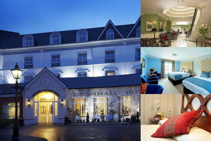 Dromhall Hotel photo collage