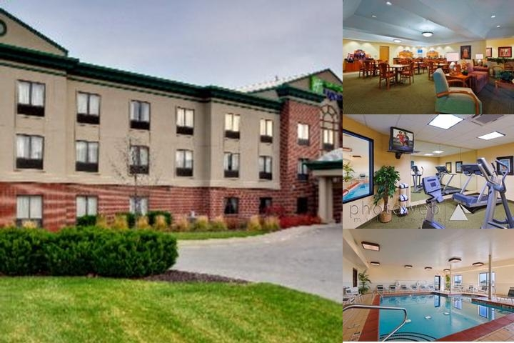 Holiday Inn Express Village West photo collage